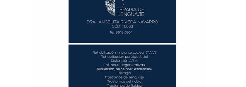 Dra. Angelita Rivera Navarro
