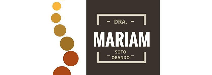 Dra. Mariam Soto Obando
