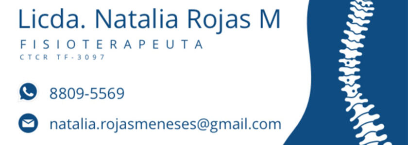 Licda. Natalia Rojas Meneses